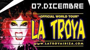 Official World Tour La Troya @ discoteca Nikita