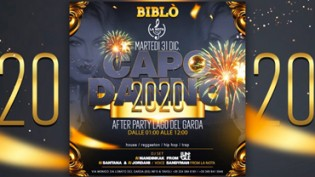 Capodanno 2020 alla discoteca Biblò