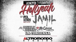 HellYeah! JAMIL in concerto @AMS Rimini