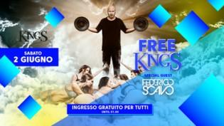 Free King's - Federico Scavo a Ingresso Gratis!