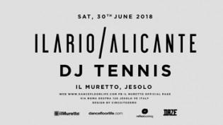 Il Muretto w/ Ilario Alicante & Dj Tennis