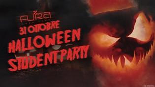Halloween 2018 @ discoteca FURA!
