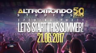 Summer Opening Party @ discoteca Altromondo Studios Rimini