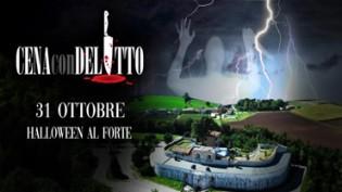 Cena con Delitto Halloween Pastrengo (Verona) Al Forte