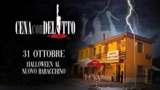 Cena con Delitto Halloween Il Nuovo Baracchino Sesto ed Uniti, Cremona
