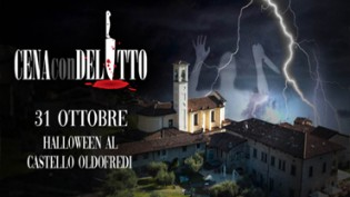 Cena Con Delitto Halloween Castello Oldofredi Monteisola