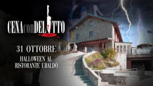 Cena con delitto Halloween Ubaldo Grumello del Monte