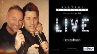 Cena & Live Show Altaluna Reverso Tower Brescia
