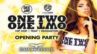 One Two One Two at Baia Imperiale Riccione
