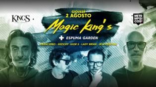 Magic King's w/Franchino, 00Zicky, Igor S & Lady Brian
