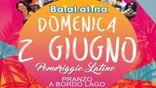 Festa Latina alla Baia Bianca!