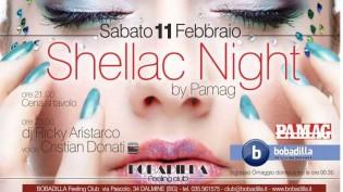 Shellac Night alla discoteca Bobadilla