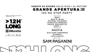 Il Muretto presenta: La Grande Apertura 12 ore no stop music