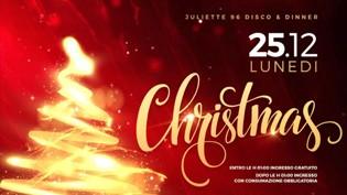 Natale 2017 alla discoteca Juliette di Cremona!