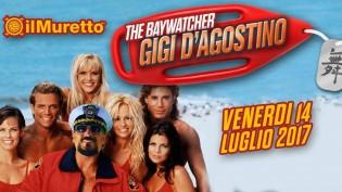 Gigi D'Agostino at il Muretto Jesolo