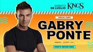 KING'S ospita Gabry Ponte