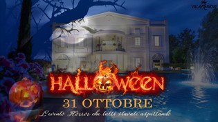 Festa in maschera Halloween 2021 @ Villa Renoir