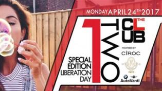 The Club presenta O N E T W O Special Editon