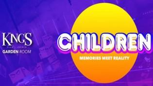 Children 2000's Dance Party • King's Garden