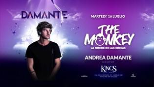 KING'S ospita Andrea Damante