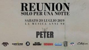 Peter - Reunion d'Italia