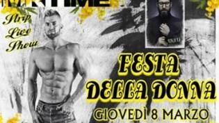 Festa Della Donna Al Mr-Time di Cremona