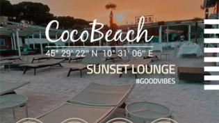 Aperitivo alla discoteca CocoBeach Club