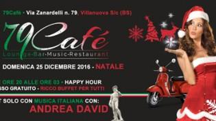 Natale al 79 Cafè!
