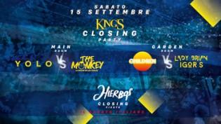 KING'S Closing Party - KMF