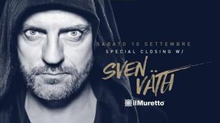 Closing Party con Sven Väth @ Il Muretto