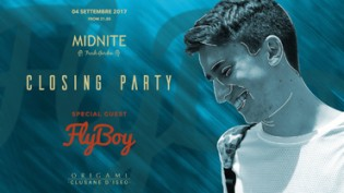 Midnite Fresh Garden / Closing Party with FlyBoy: Free Entry
