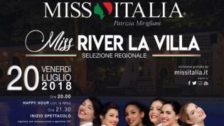 Venerdì @ River / Selezione Miss Italia