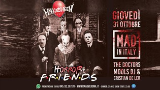 Halloween 2019 @ Mad in Italy