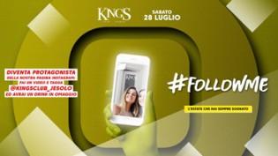 King's ospita #FollowMe