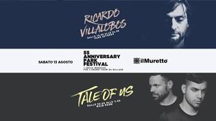 55° Anniversary Park Festival @ Il Muretto