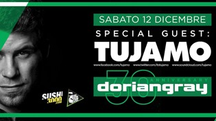 Tujamo @ discoteca Dorian Gray