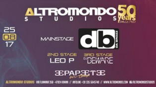 Friday on Fire @ discoteca Altromondo Studios