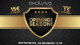 Exclusive club Student Party @ Dorian Gray