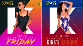 Ferragosto 2020 @ discoteca King's a Jesolo