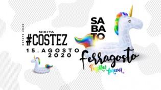 Ferragosto 2020 @ discoteca Nikita Costez