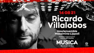 Musica Riccione Ferragosto Edition w/ Ricardo Villalobos