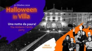 Halloween 2020 @ Villa Fenaroli!