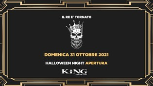 Halloween 2021 alla discoteca King Discoclub!