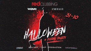 Halloween 2021 @ discoteca Red Clubbing