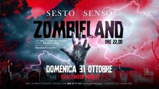 Halloween 2021 @ discoteca Sesto Senso!