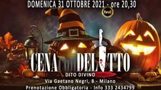 Halloween con Delitto @ Dito Divino