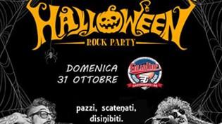 Halloween Rock Party al Gasoline Road Bar