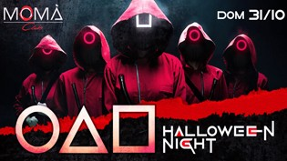 Halloween 2021 Party Momà Club Crema