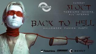 Halloween 2021 @ discoteca Florida