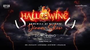Hallowine 2021, Signorvino, Affi - Verona